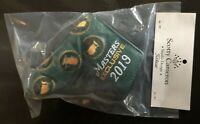 2019 New Scotty Cameron Masters Blade Putter Headcover Tiger USA