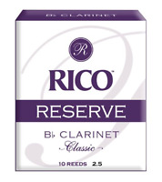 Rico RCT1025 Reserve Classic #2.5 - Box of 10