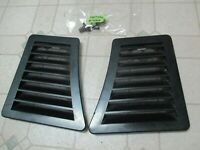 Vintage 74 Arctic Cat El Tigre 440 Snowmobile Hood Vents 73 400 340 250 295 1974