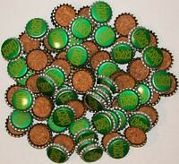 Soda pop bottle caps Lot of 100 CHASER cork lined unused condition new old stock