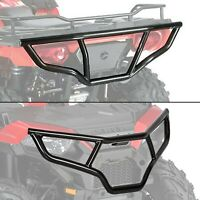 Front & Rear Brush Guard Bumper Set For 2014-19 Polaris Sportsman 450 570 & ETX