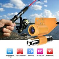 1000TLV Underwater Fishing Camera Monitor Color Video Night Vision Fish Finder