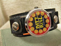 Vintage Original Ritz Cracker Advertising watch, All Orig. MINT Condition, Runs!