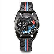 BMW Genuine OEM M Motorsport Men's Chronoraph Watch 80-26-2-463-267