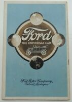 Ford: The Universal Car, Ford Motor Co. 1920, pictures of all 30 assembly plants