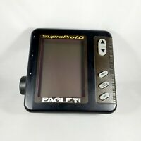Eagle Supra Pro I.D Electronic Fish Depth Finder - Untested - Fast Free Shipping