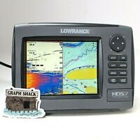 Lowrance HDS 7 Gen 2 Insight USA Fishfinder GPS