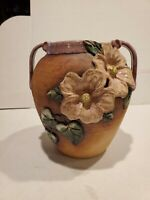 Vintage Old Patagonia SIGNED Pottery Vase with Handles