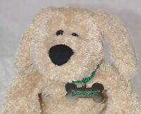 Starbucks BARKISTA Tan Dog Plush 1ST EDITION 2003 Stuffed Animal