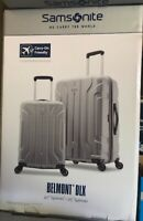 Samsonite Belmont DLX 2 Piece Hardside Luggage Set