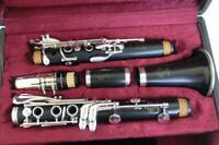 USED Buffet Crampon / Clarinet RC SP Silver Plated 1960 Free shipping