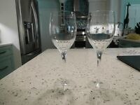 Orrefors PRELUDE CLEAR  Wine Glass 8 1/4