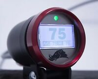 Razorback Red Infrared Belt Temperature Gauge For 2010-2020 Polaris RZR 4 Seater