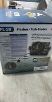 Vexilar FL-18 Pro Pack II Fishfinder.New in Box. Never used Buyer pays shipping.