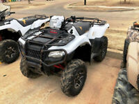 2016 Honda FourTrax Foreman Rubicon 4x4 EPS Deluxe Used