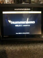 Humminbird HELIX 5 SONAR G2 - DualBeam Plus - Fishfinder + Transducer - Fishing