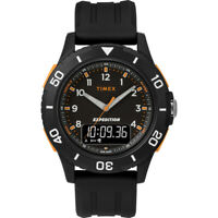 Timex Expedition Katmai Combo 40mm Watch - Black Case, Dial & Strap