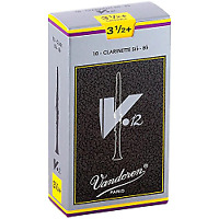 Vandoren CR1935PLUS CR1935+ 10 Bb Clarinet V12 Reed # 3 1/2 plus