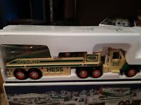 Hess Truck 2002 Toy Truck and Airplane