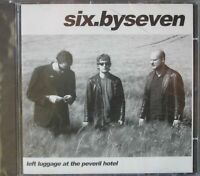2780887 Six By Seven Left Luggage At The Peveril Hotel CD New