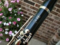 Clean/Fully Adjusted Yamaha YCL250 Clarinet NEW Accessories!