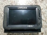 Lowrance HDS-7 Gen2 Touch Transducer Fishfinder