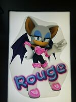 Sonic the hedgehog rouge Sign