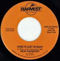 New Harmony Home Is Just In Sight Same Harvest HAR 45 1251 Promo $6.00