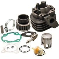 Cylinder Piston Rings Head Gasket Kit For Polaris Scrambler Predator 50 50cc ATV