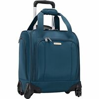 Samsonite Spinner Underseater with USB Port Rolling Carry On With Laptop Pocket