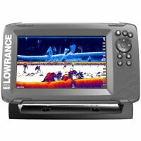 Lowrance Hook2 7 with 7quot; Screen SplitShot Transducer and US Maps 000 14289 001