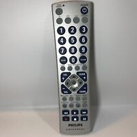 Phillips Universal 4 Device Remote Control Replacement TV VCR DVD CBL SAT CL032 $11.98