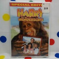 Universal DVD Harry and the Hendersons Special Edition $8.99