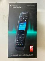 Logitech Harmony Ultimate One IR Remote with Customizable Touch Screen Control $79.99