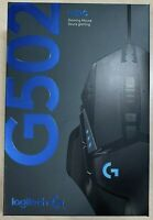 Brand New In Box Logitech G502 Hero High Performance Gaming Mouse $36.95