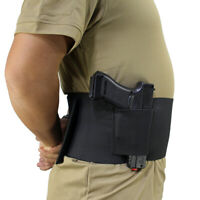 Tactical Hidden Belly Band Holster Concealed Carry for SCCY Kel Tec Sig P238 Samp;W