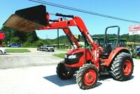 Kubota M7040 4x4 Loader 2041 Hrs. **FREE 1000 MILE DELIVERY FROM KY