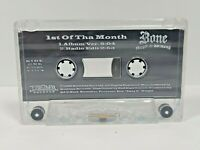 Bone Thugs N Harmony 1st First of the Month 1995 Ruthless Records Tape Only $9.99