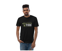 Will Travel For Food Tee