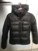 Patagonia Women#x27;s Small Vintage Fitz Roy Down Hooded Jacket Parka
