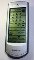 Brookstone Touch TV Remote Control LCD Crystal Display Universal *See Note* $22.44