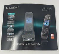 Logitech Harmony Touch Universal Remote with Color Touchscreen Black $349.99