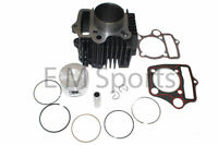 Atv Quad Go Kart 1P52FMH Motor Engine Cylinder Kit 110cc Parts Piston Kit w Ring