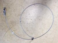 Hilltop Outdoor 48 inch 3/32 Micro Lock  Poly Support Snares (1 Dz.) Raccoon
