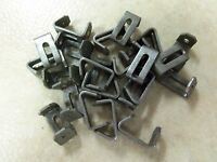 100 5/64 - 3/32 Berkshire Sure Locks  Traps Trapping  Snares  Snare Locks (100)