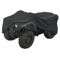 Eliteshield Heavy Duty Trailerable Storage Deluxe ATV Quad Cover Fits up 82
