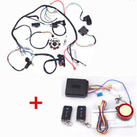 ELECTRICS ATV STATOR 150 200 250CC COIL CDI WIRING HARNESS REMOTE START SWITCH
