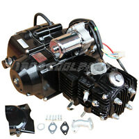 110cc Black Auto w/Reverse Engine Motor for 50cc 70cc 90cc 110cc Go Kart ATV