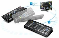 SAMSUNG Smart 2in1 QWERTY Remote Control For Samsung SmartTV RMC QTD1 Brand New $59.95