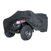 Polaris Sportsman X2 Heavy Duty Trailerable Storage ATV Quad cover All Weather